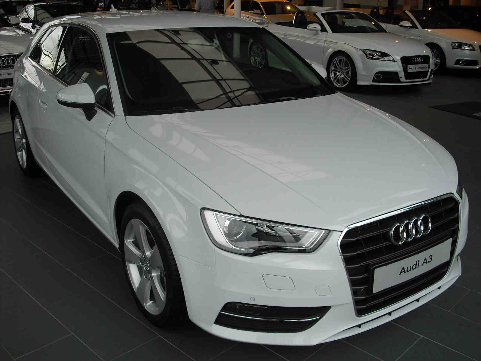 der neue audi a3 eu neuwagen 2012 reimport berlin s tronic. Black Bedroom Furniture Sets. Home Design Ideas