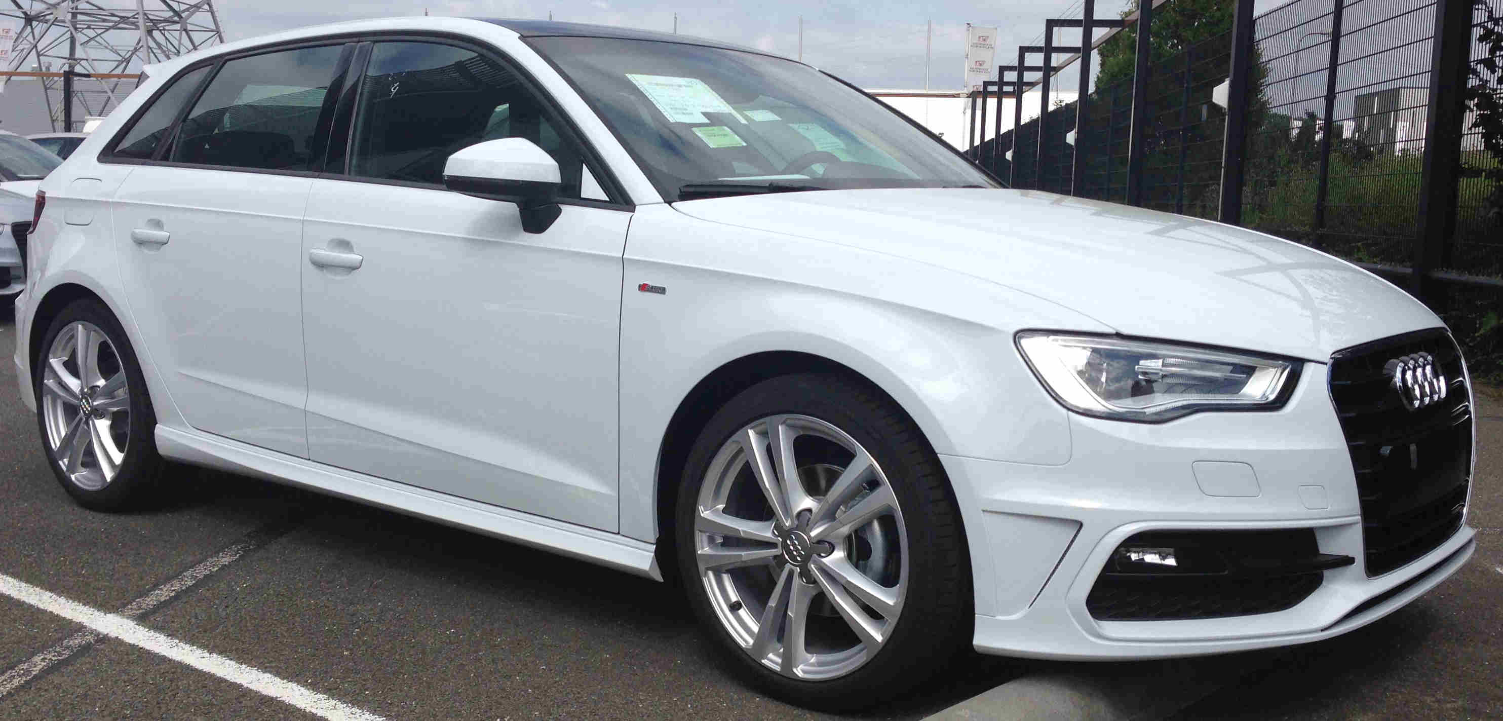 audi a3 sportback s line 2014 eu neuwagen reimport direktimport schweiz ambition 2 0 tdi 150 ps. Black Bedroom Furniture Sets. Home Design Ideas