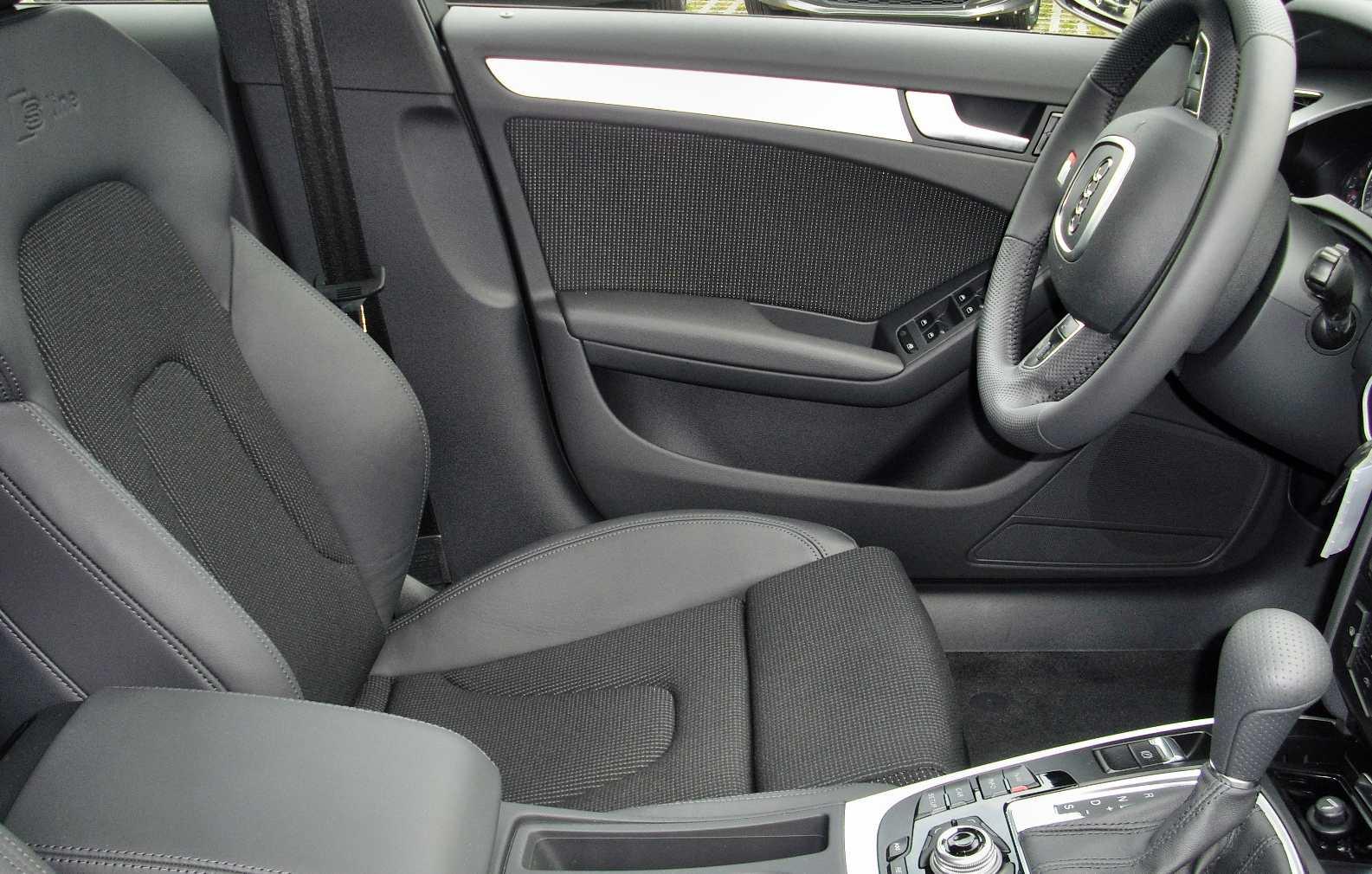 Audi A4 Avant S Line Neues Modell Modelljahr 2015 2014 2 0