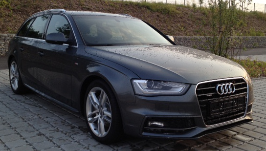Audi A4 Avant S line neues Modell Modelljahr 2015 2014 2.0 TDI 140 kW ... Audi Q5