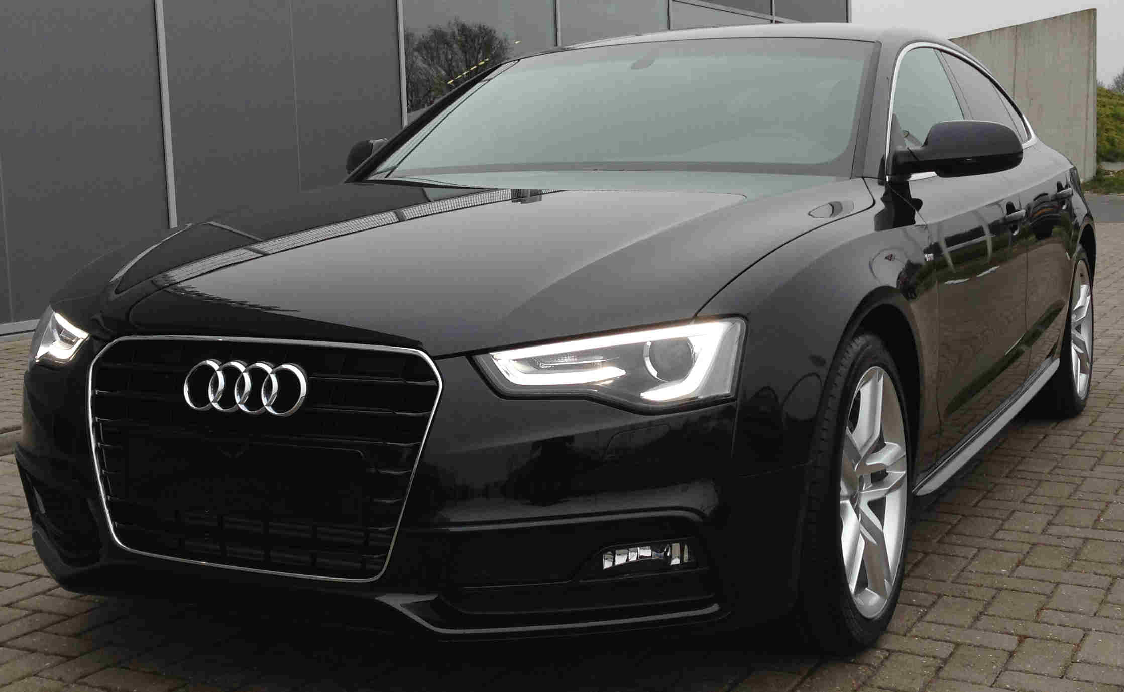 audi a5 sportback s line quattro s tronic modelljahr 2015 2 0 tdi 190 ps export direktimport. Black Bedroom Furniture Sets. Home Design Ideas