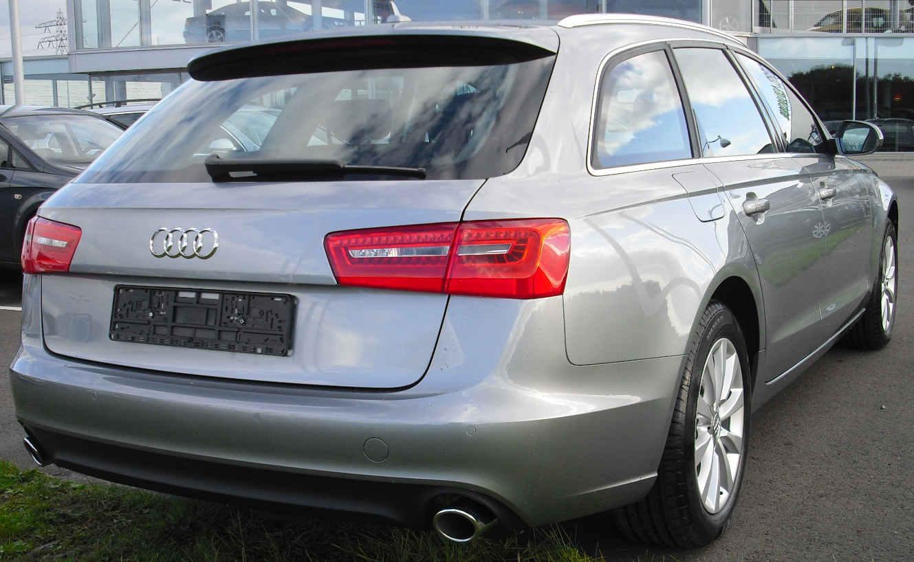 Audi A6 Avant Neues Modell 2012 S Line Eu Neuwagen Reimport Berlin Schweiz Quattro S Tronic