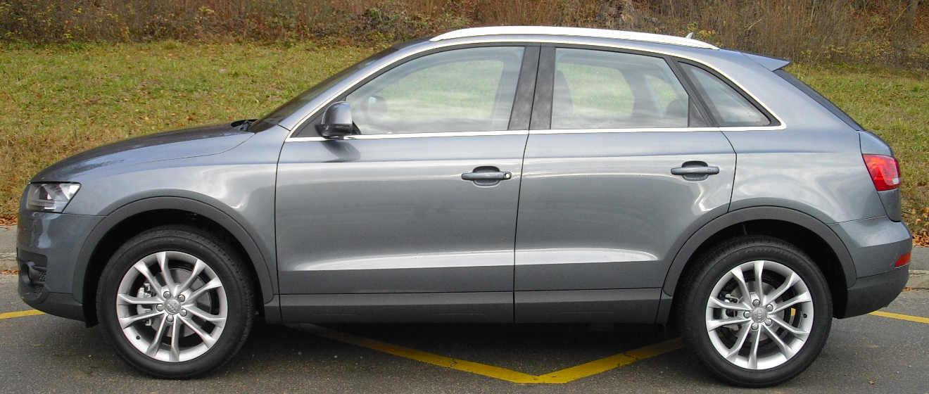 Audi Q3 S Line Sportpaket Plus S Line Exterieur Export Q3