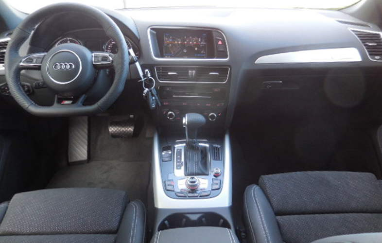 audi q5 s line neues modell 2014 modelljahr 2015 export. Black Bedroom Furniture Sets. Home Design Ideas