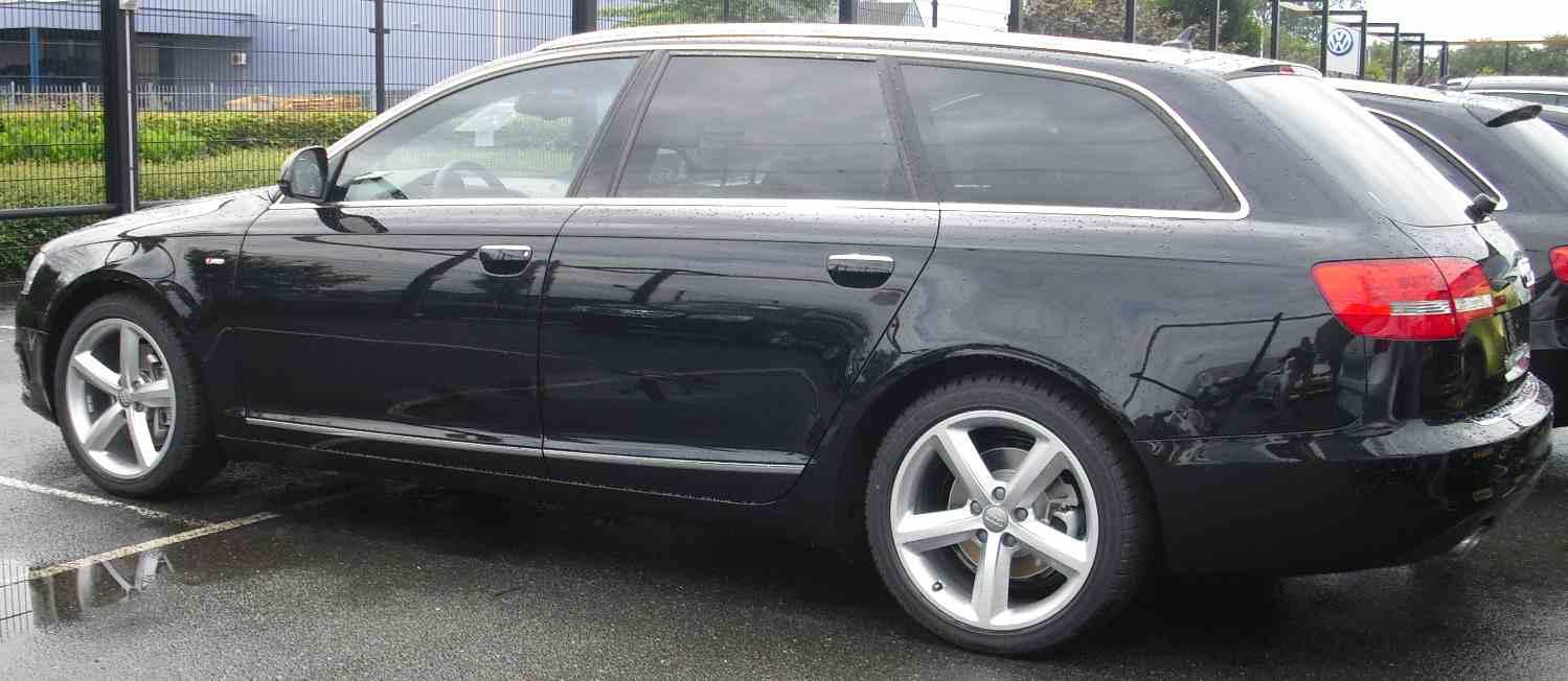 Audi a6 s Line Kombi Audi a6 Avant s Line