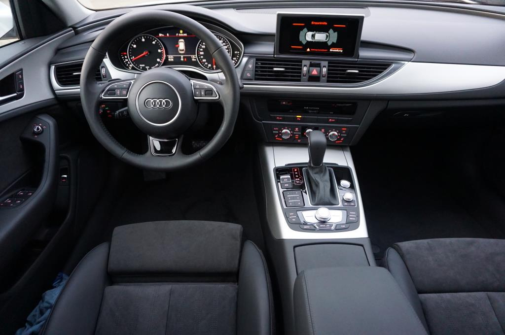 A Avant Ultra S Line Innen on Audi A6