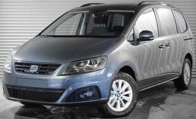 Seat Alhambra neues Modell