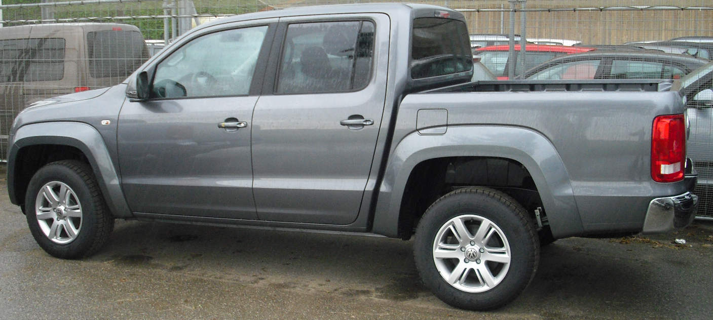 Amarok Highline Naturalgrey