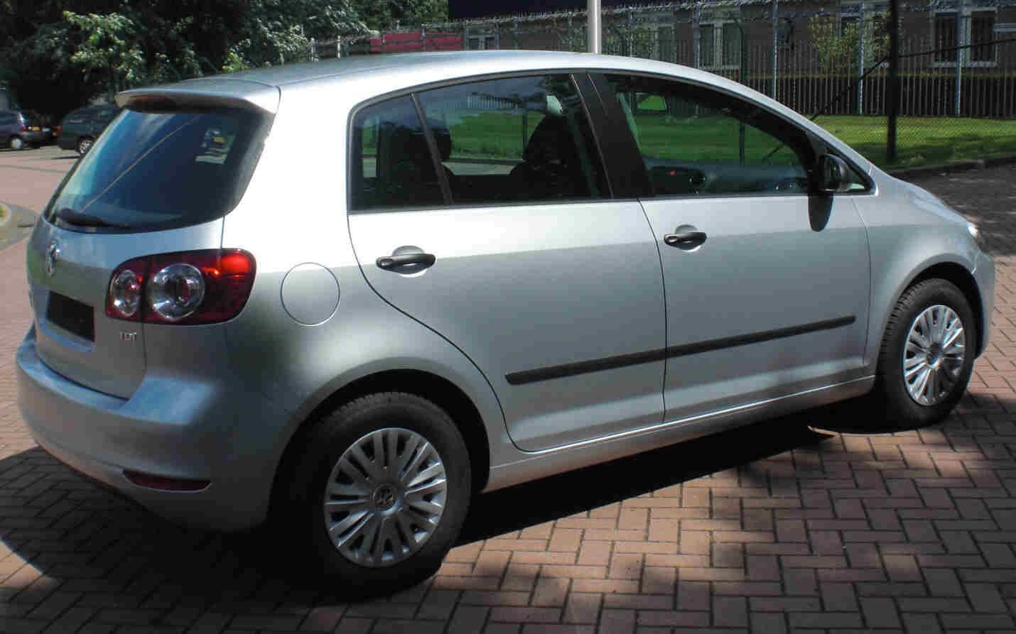Vw Volkswagen Golf Plus Dsg Automatik 2011 Reimport Eu