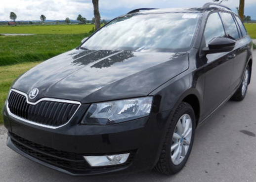 skoda octavia reimport eu neuwagen combi neues modell 2015. Black Bedroom Furniture Sets. Home Design Ideas