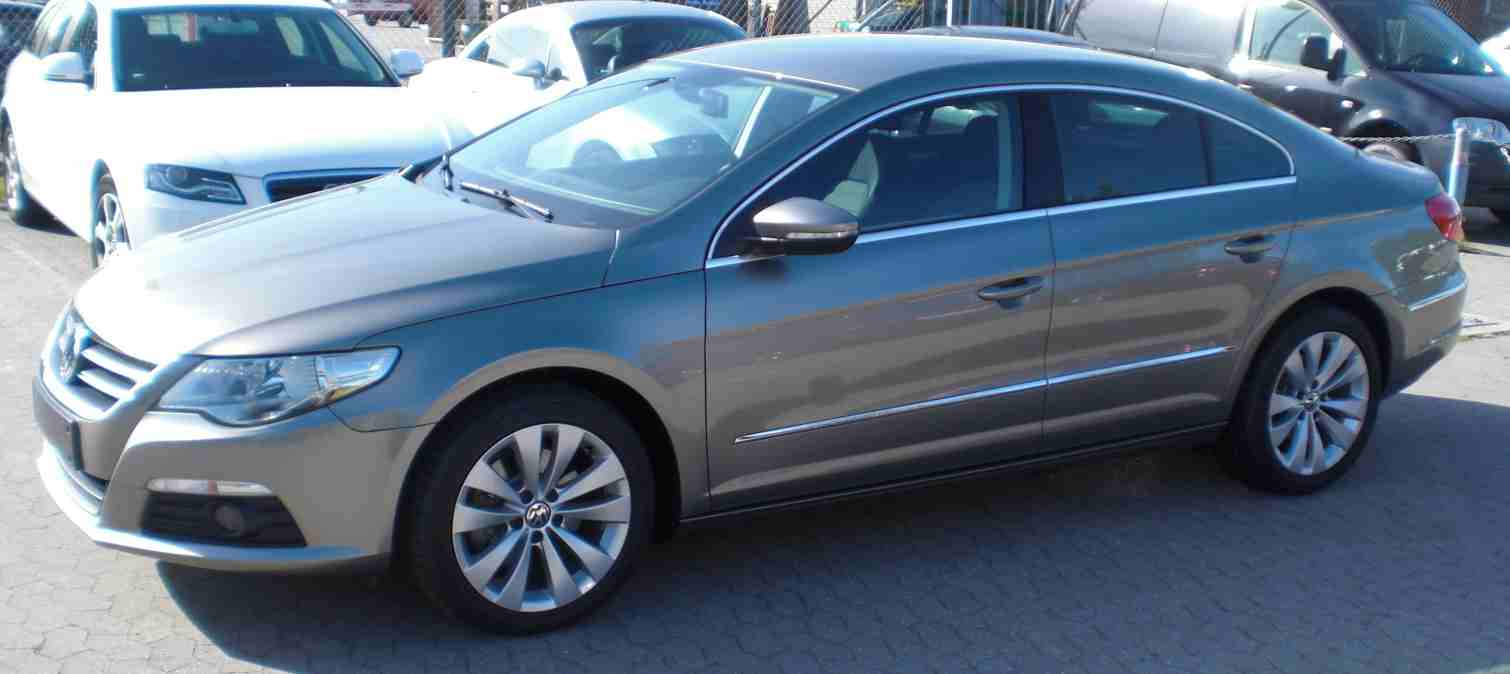 Volkswagen Vw Passat Cc Neuwagen