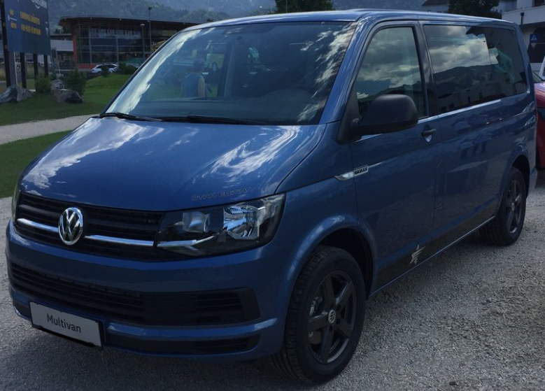 star edition t6 multivan blau