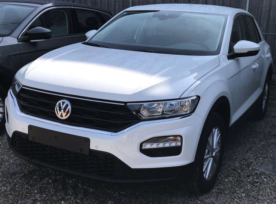 VW T-Roc Reimport